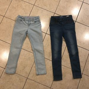 Children's place jeans and Old navy